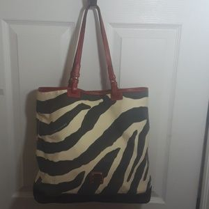 DOONEY & Bourke Canvas & Leather  Bag